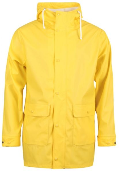 Yellow raincoat from Bits and Bobs! Love it!