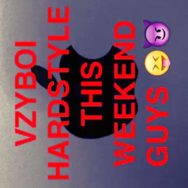 VZYBOI HARDSTYLE TRACK COMING THIS WEEKEND  ‼️ #HARDSTYLE #EDM #HARDMUSIC #MUSIC #VZYBOI #VZYNATION #ONESHOTSHOOTAH #BRAAP #