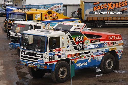 Daf Turbo Twin Parijs-Dakar