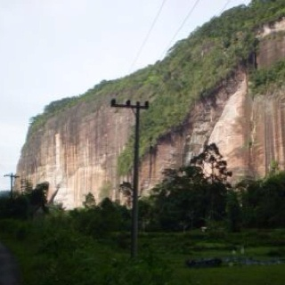 Rock Climbing @Harau, West Sumatera, Indonesia