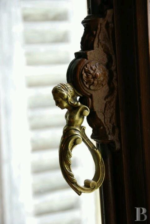 Latest French Door Knocker With Magnetic Door Knocker.