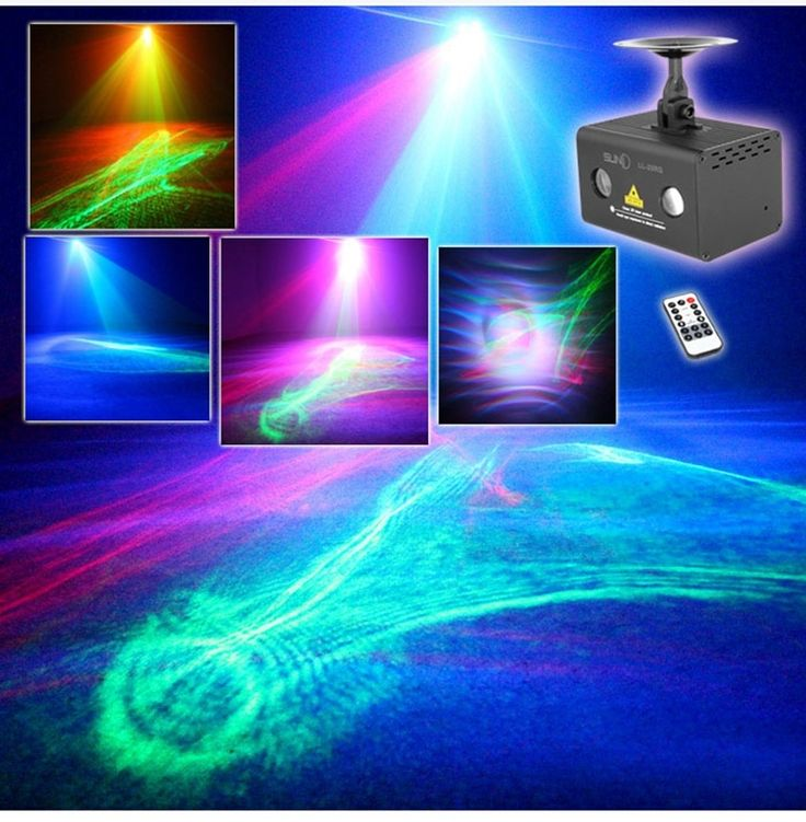 99.44$  Buy here - http://alimpu.worldwells.pw/go.php?t=32664970156 - The latest water lines aurora dream Full color bar KTV acoustic stage lights Remote control light 99.44$