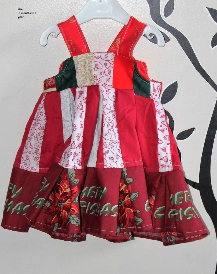 layered tie up girls dress size 6 month to 1,  tie at back adjustable length…