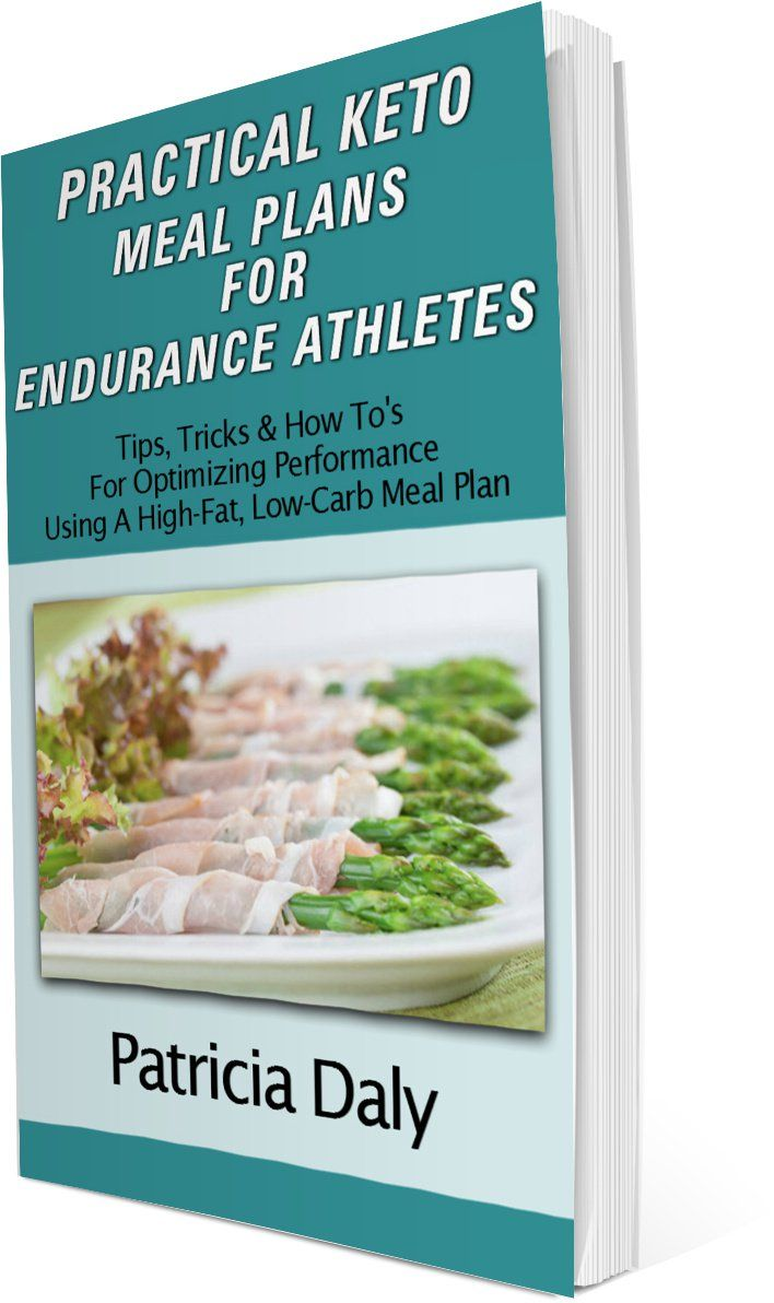 What is a Ketogenic Diet For Athletes? Learn about the top 10 mistakes low-carb athletes make and how to avoid them (and 5 keto recipes for active people).