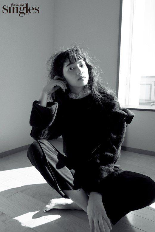 G-Dragon's rumored Japanese girlfriend Nana Komatsu models for 'Singles' magazine | allkpop.com