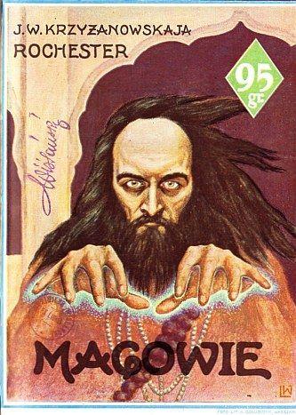 Os Magos - edição polonesa- J.W. Rochester