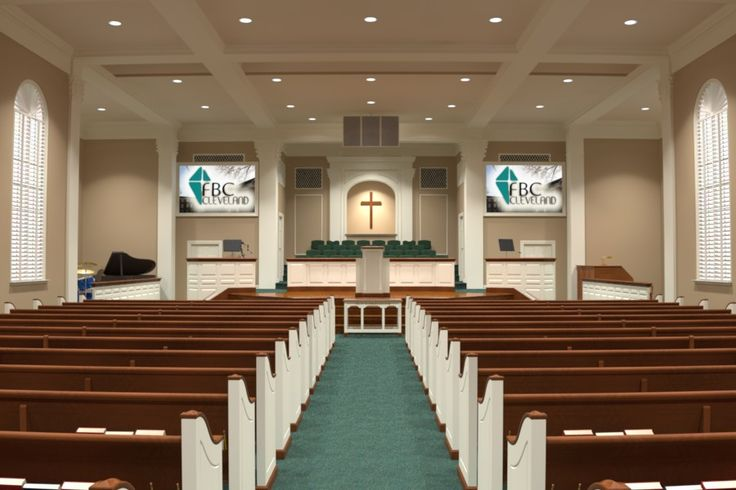 Church Decorating, Interior, 3D Renderings, Liturgical Design