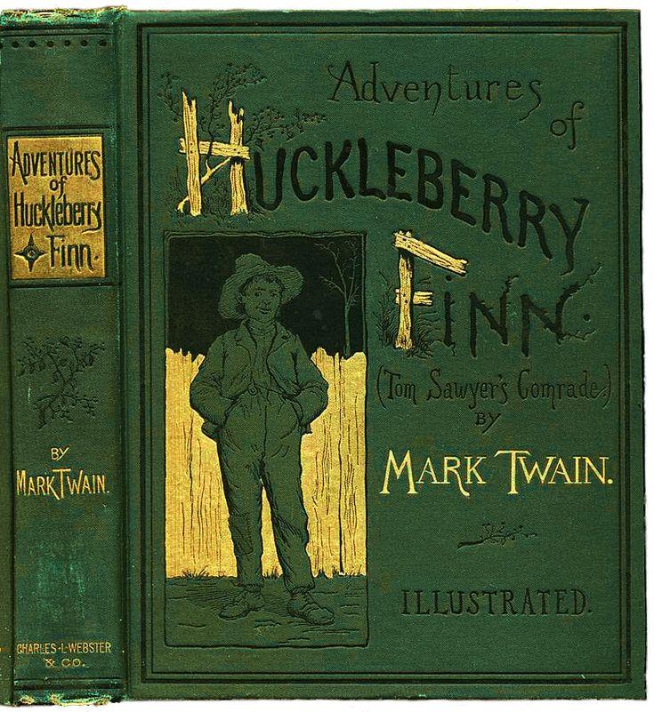 Mark Twain, de vader van de moderne Amerikaanse literatuur, was het pseudoniem van Samuel Langhorne Clemens.