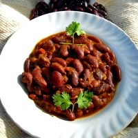 Baisakhi Recipes - rajma masala