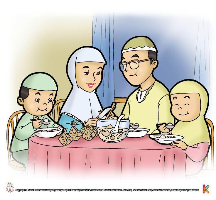 Kata Nabi, Anjuran Makan Dulu Sebelum Shalat Idul Fitri