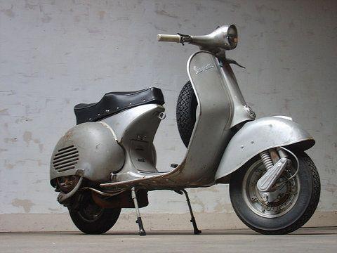 1959 Vespa GS 150