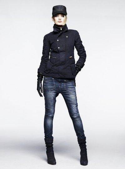 G-star RAW look - TOTALLY LOVE!!