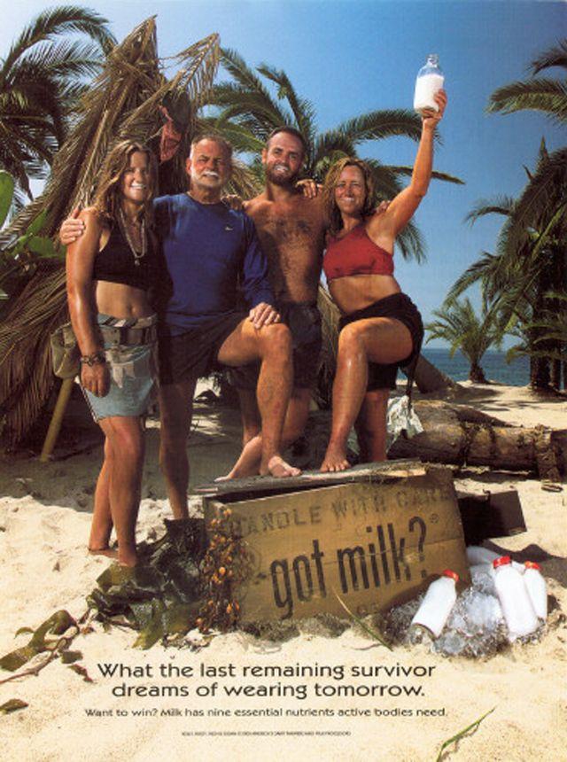 Survivor: Borneo Final Four | Kelly Wiglesworth, Rudy Boesch, Richard Hatch, & Sue Hawk | The first Survivor alliance