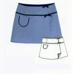 patron couture jupe portefeuille 11
