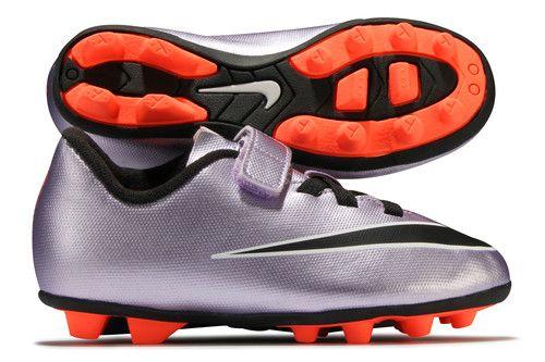 Mercurial Vortex II FG Kids Football Boots