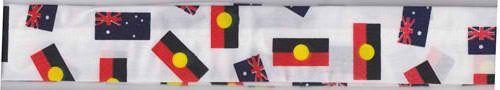 Aboriginal/Australia Flag Cool Neck Wrap $14 each
