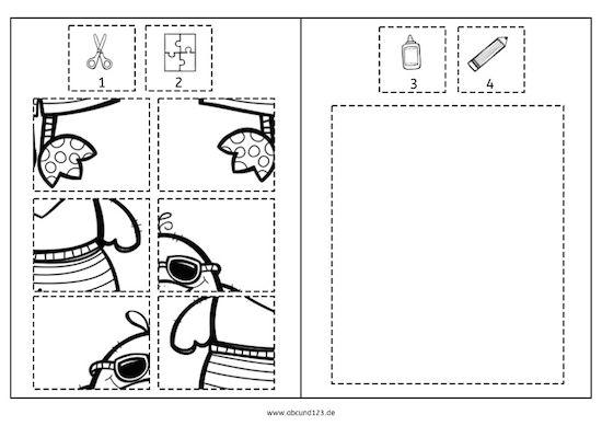 Sommerkalender Tag 28: Puzzle Dieses Blatt trainiert die optische und räumliche Wahrnehmung, Aufmerksamkeit und Feinmotorik. DOWNLOAD: TAG 28 Jeden Tag im August erscheint eine neue kostenlose Übung, die die Aufmerksamkeit weiterlesen    Tag 28: Puzzle→