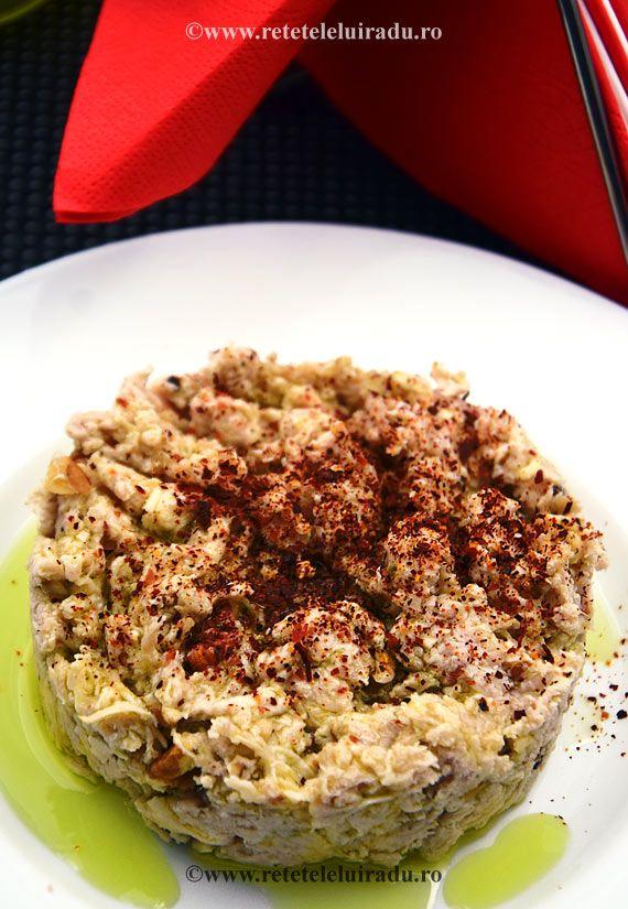 Cerkez Tavugu - Circassian chicken with walnuts