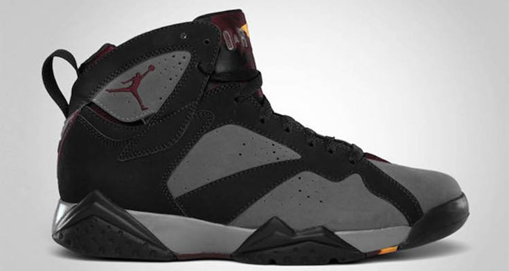 The Air Jordan 7 Bordeaux Is Releasing in July.... Can I have these right now???