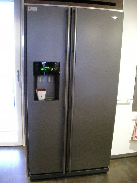 Les 25 meilleures id es de la cat gorie frigo americain sur pinterest frigo - Rangement frigo americain ...
