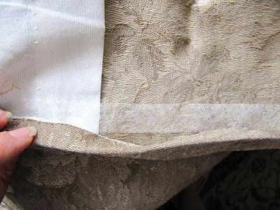 Cucire molti modi ...: tende
