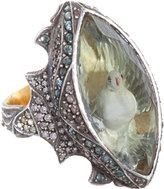 sevan bicakci bird carved lemon topaz ring: Birds Jewellery, Lemon Topaz, Jewelry Belperronbicakcibolvin, Sevanbicakci, Sevan Bicakci, Bicakci Birds, Birds Carvings, Topaz Rings, Carvings Lemon
