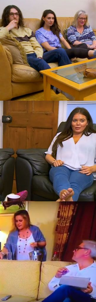 One of the Gogglebox families revealed a big secret on Friday, and fans are *confused*...
