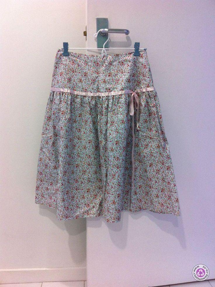 Clotheswap - Cherry Bishop skirt