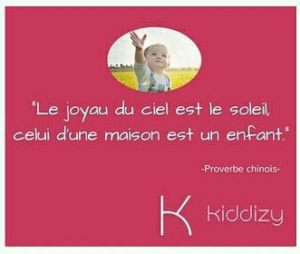[CITATION DU JOUR]  Par #kiddizy  #citation #quote #enfant #child #bebe #baby #instabebe #instababy #maman #mum #mumy #instamum #instamumy #grossesse #grossesse2016 #grossesse2017 #enceinte #pregnant #pregnancy #enceinte2016 #enceinte2017 #humanite #humanity #amour #love# #famille #family #life #smile #kiddizy
