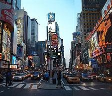 The ravishing beauty of the New York City cityscape