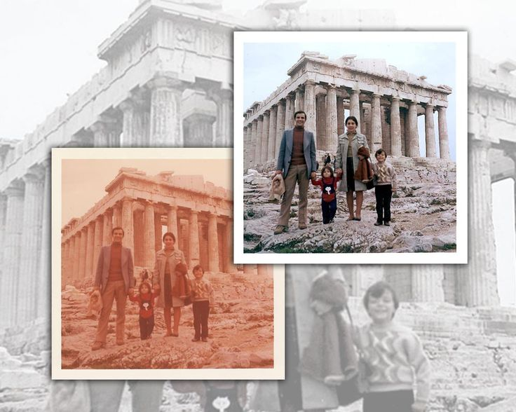 Restore Your Faded Old Photos - Digital Photo Editing by dasfolDesign on Etsy