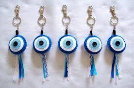olho grego artesanal