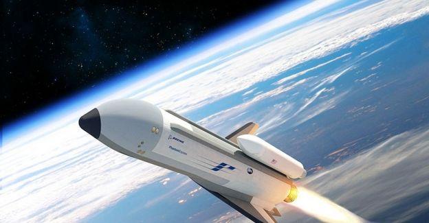 ABD Ordusu uzaya kargoyla uydu gönderecek!