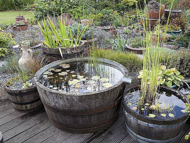 Créer un mini bassin