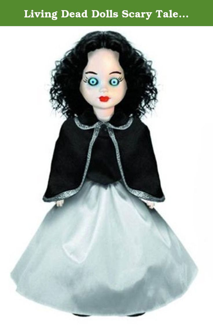 Living Dead Dolls Scary Tales # 4 Snow White: Snow White. It's shipped off from Japan.