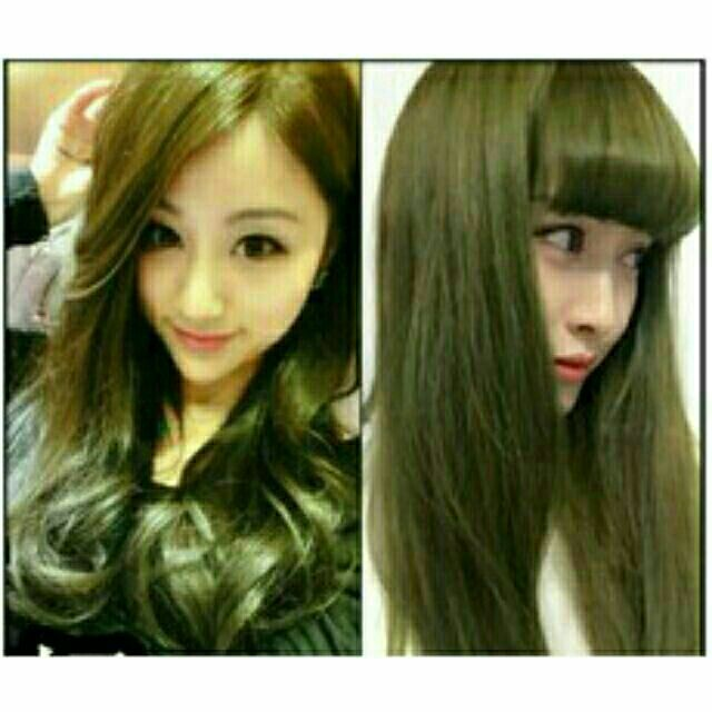 Brand Bremod Hair Color Color Very Stuffy Green Blonde