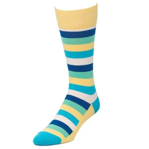 Men's Bold Stripes Socks - Absolute Socks
