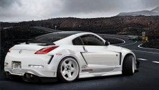 nissan 350z white functional