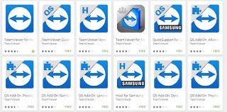 Cara Remot HP Android Dengan Teamviewercara ngeblog di http://www.nbcdns.com