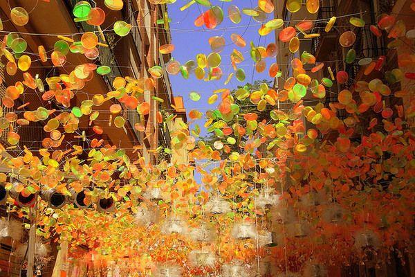 Festa Major de Gràcia | Atlas Obscura