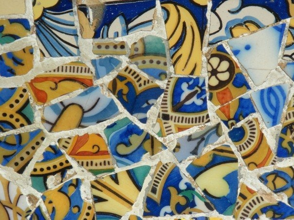 17 best ideas about gaudi mosaic on pinterest gaudi - Fragments bcn ...