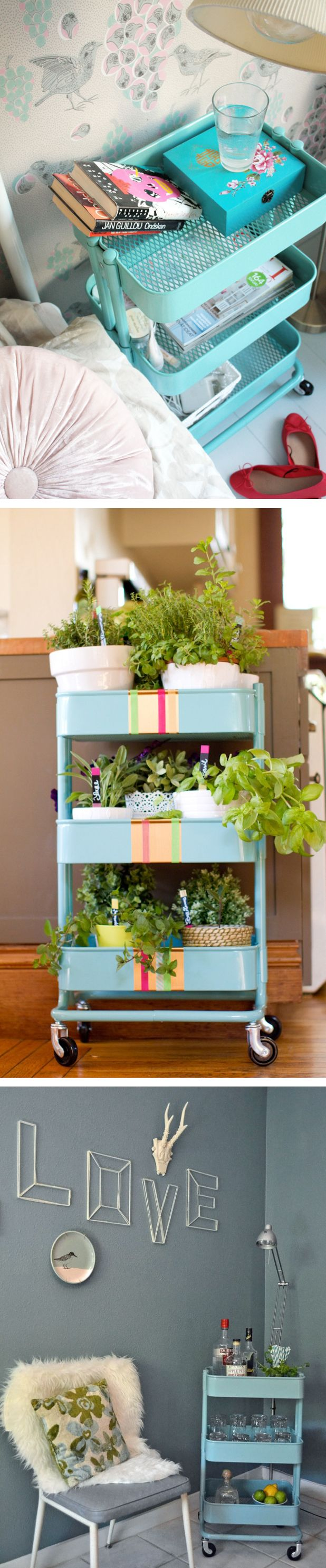 Now you can buy another one for all your plants! The Versatile Ikea Piece You Need