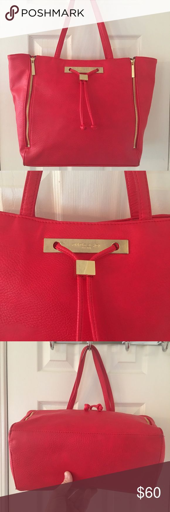 Olivia + Joy Large Pink Gold Tote Bag Mass posting. Will add descriptions shortly Olivia + Joy Bags Totes