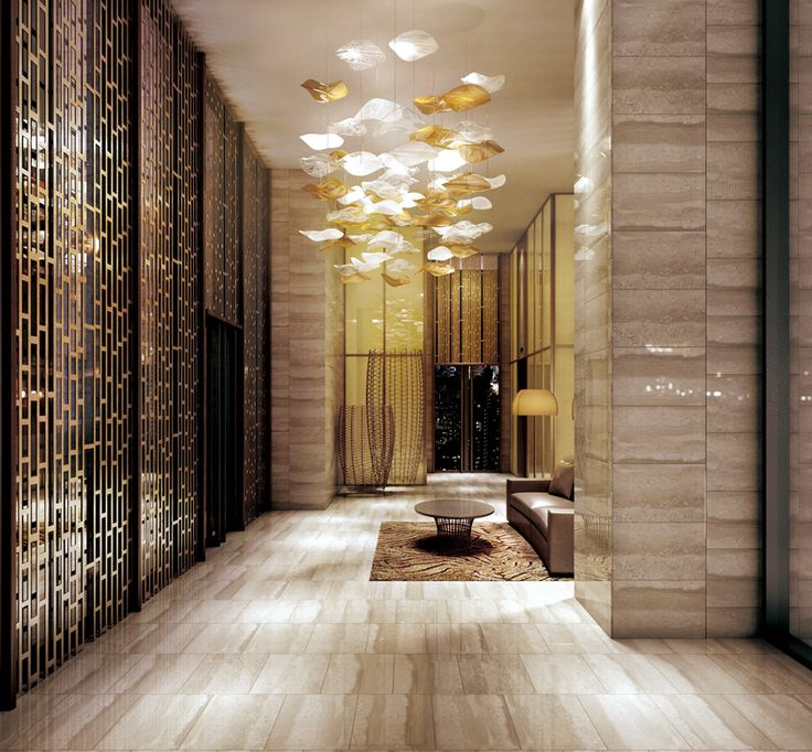 Lobby Interior Design Ideas: 17 Best Images About Residential Lobby On Pinterest