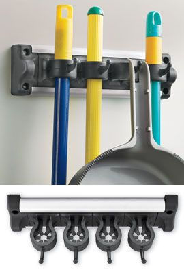 Organize 13 tools in just 11 inches with Grook® Utility Holder.