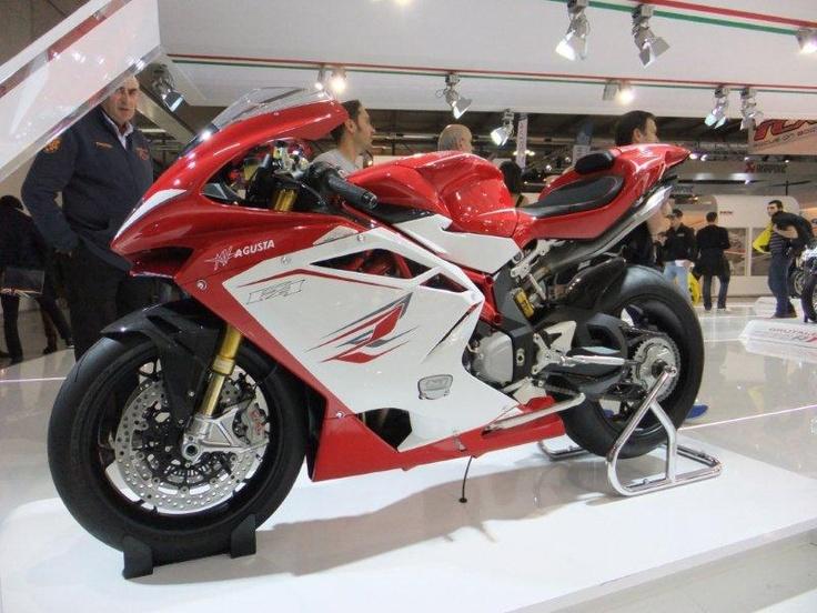 MV Agusta F4 RR Bike