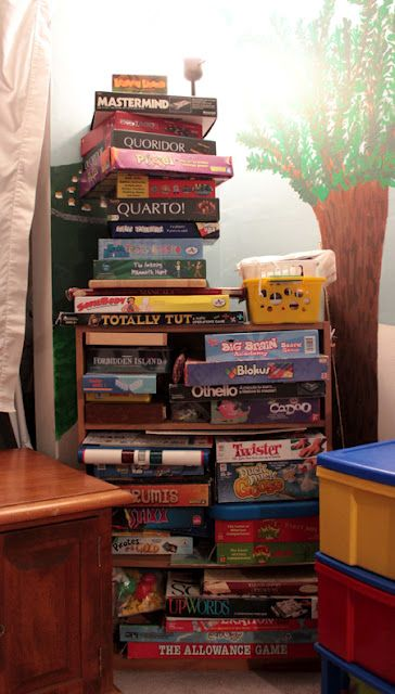 Unschooling Tools: Games. We totally use this method! so fun and my kids will never say no to a game! Right now the favorite is Trivial Pursuit- we have 10 versions- all from thrift stores. They love looking for new games! :)