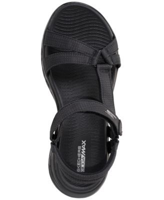 062540a15db3 Skechers Women On The Go 600 - Brilliancy Athletic Sandals from Finish Line