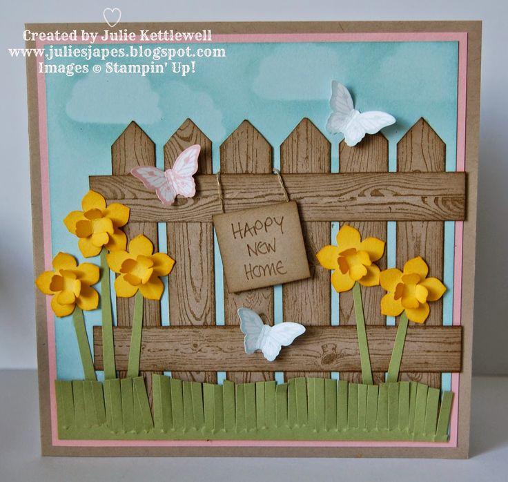 Stampin' Up! UK Order Online 24/7 - Julie Kettlewell