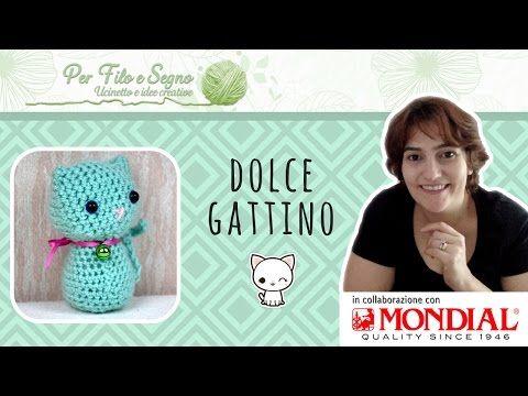 Tutorial - Dolce Gattino ❤ - YouTube